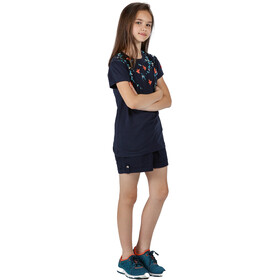 Regatta Bosley III Camiseta Niños, navy bird